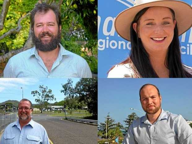EDGING CLOSER: A final result in the Keppel electorate isn't far off.