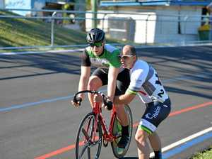 Cyclist Terry Norris is disappointed with the number racing at Walkerston velodrome.