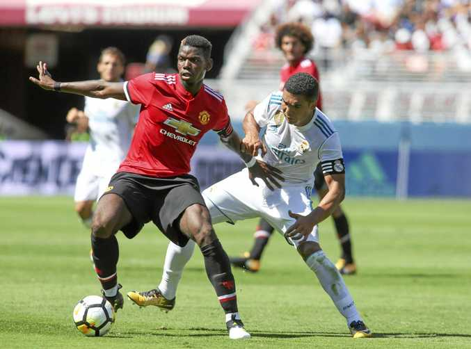 Paul Pogba is back for Manchester United this weekend