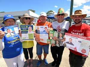 ROLLING COVERAGE: All the action from Coast polling booths