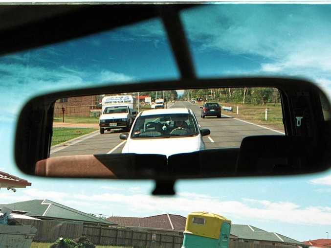 Tailgating causes lots of crashes in NSW.