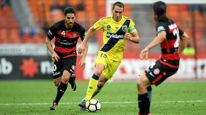 Alan Baro returns to the Mariners against the Phoenix in New Zealand