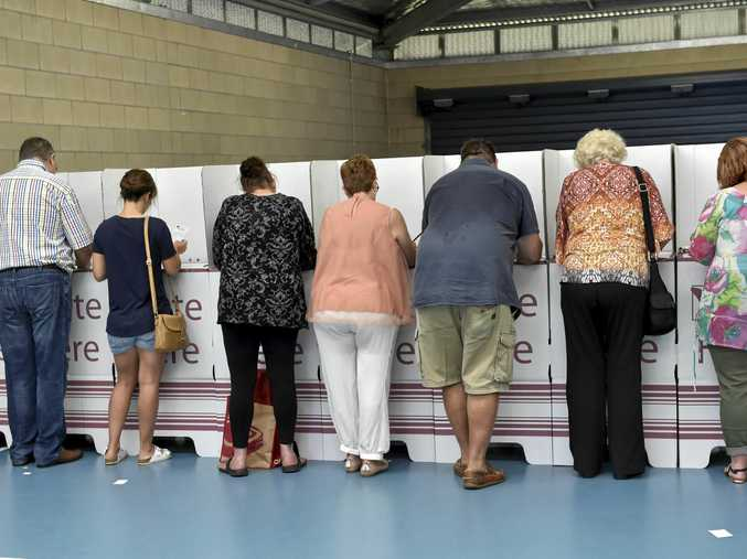 Residents across the Southern Downs are set to make their voices heard this election.