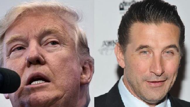 Billy Baldwin Donald Trump