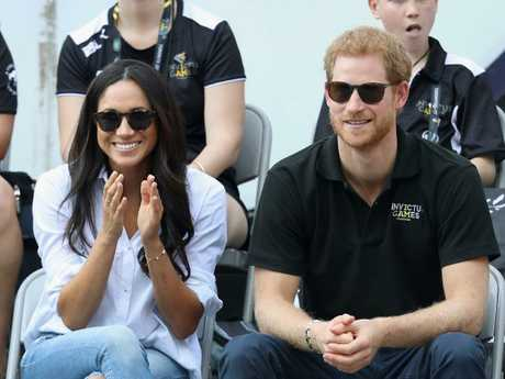 Their first official outing together. Photo: Chris Jackson/Getty Images