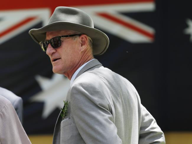One Nation State Leader Steve Dickson. Picture: Lachie Millard