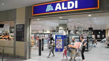 Aldi have shaken up the groceries market, but until now, other retailers have been lazy. Picture: David Swift / AAP