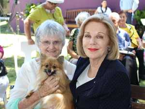 Ita Buttrose talks about her groodle