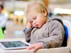 No screen-time for babies: shock new warning for parents