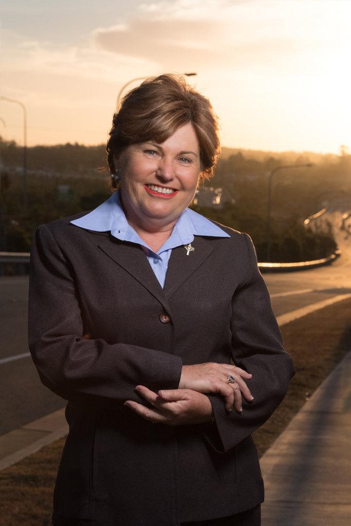 Bundamba Labor MP Jo-Ann Miller says she is the only