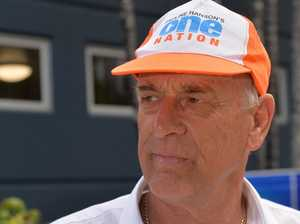 One Nation Caloundra Rod Jones.