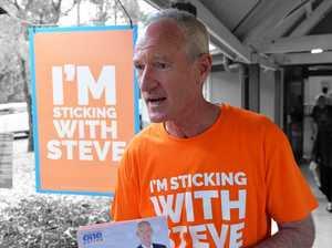 Steve Dickson-Buderim Polling Booths