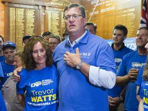 TOOWOOMBA VOTES: Watts widens North gap after big win