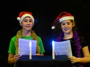 Don't miss this week's double Christmas carol delight