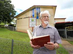 Flood forces Murwillumbah's only Baptist church to close