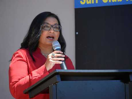 Greens MP Mehreen Faruqi.