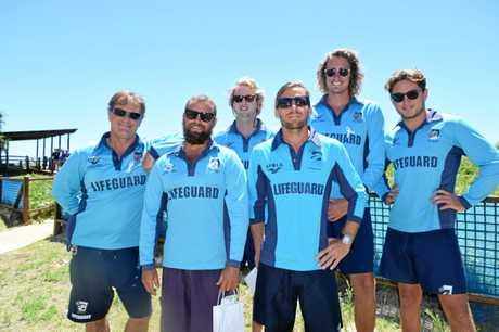 Coffs Harbour Lifeguards.