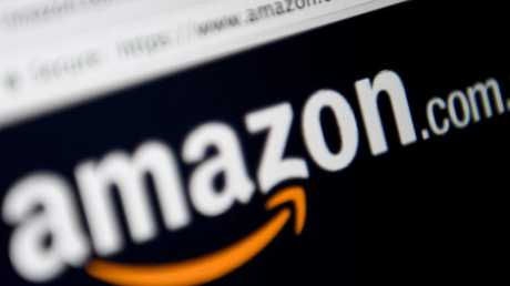 Amazon Australia's website. Picture: AAP Image/Joe Castro