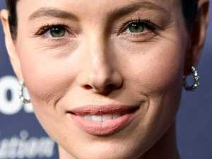 Jessica Biel gets real about her very busy life