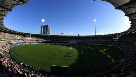 The Gabba has sold out the first three days of the first Test.
