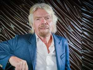 Richard Branson 'motorboated' breasts, singer claims