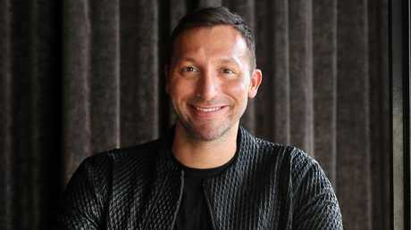 Ian Thorpe is ready to help the next generation of Aussie swimmers. Picture: Richard Dobson