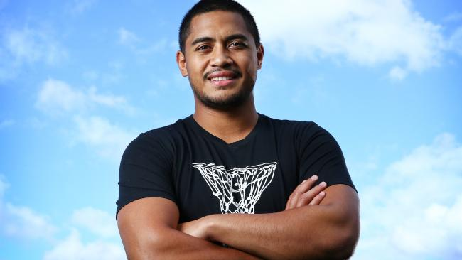 Anthony Milford has vowed to step up as Brisbane's main man next season. Picture: Liam Kidston