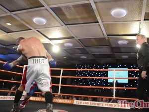 Jamie Hilt defeats Ja Yie Ding