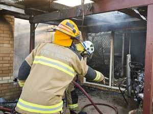 Cause of Kearneys Spring unit fire yet to be determined
