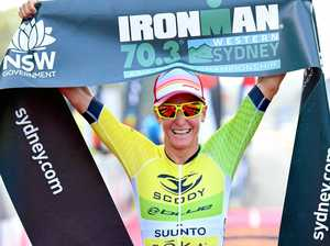 Hauschildt claims Asia-Pacific 70.3 title after tough year