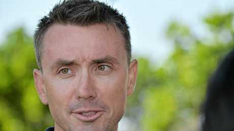 James Ashby - former staffer of Peter Slipper. November 26, 2015. Photo Patrick Woods / Sunshine Coast Daily