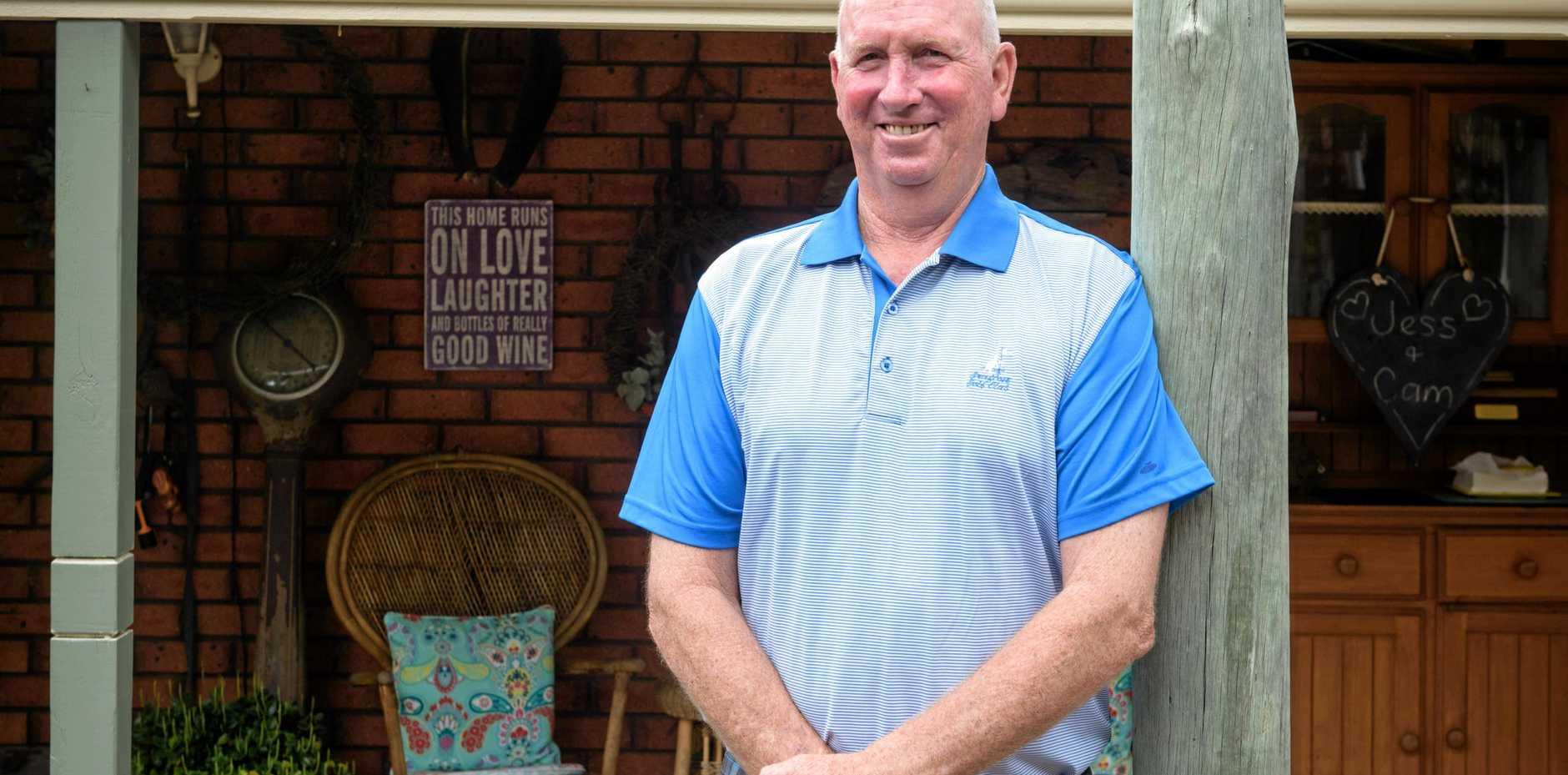 VARIED CAREER: Maclean High School principal Bob Perl is retiring, but is keen to do casual teaching.