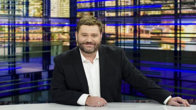 Sky News presenter Paul Murray