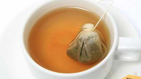 Don't be one of those people who pulls the tea bag after 20 seconds. Source: News Limited.