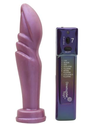 JD's catalogue of sex toys has a good dose of kitsch — including the Sydney Starlet, inspired by the city's most iconic building.