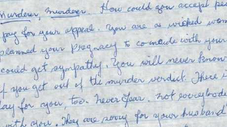 The mother of four has been sent around 30,000 letters since her daughter vanished in 1982.