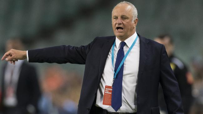 Could Graham Arnold be set for a second stint as Socceroos coach?