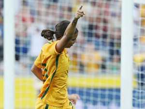 Matildas fire warning with China rout