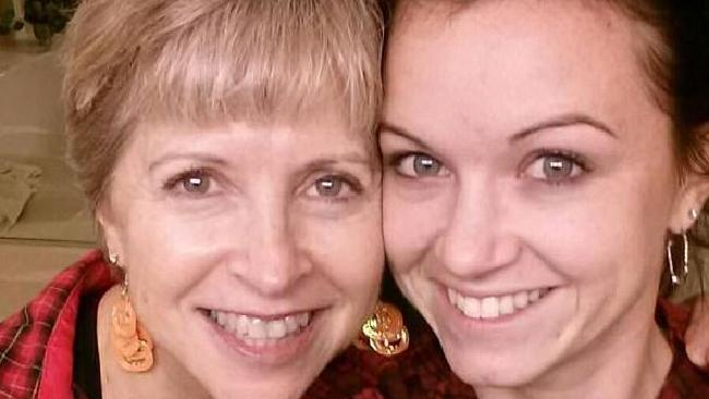 Jeanett Gattis and her daughter Candice Kunzeg were killed. Picture: Facebook