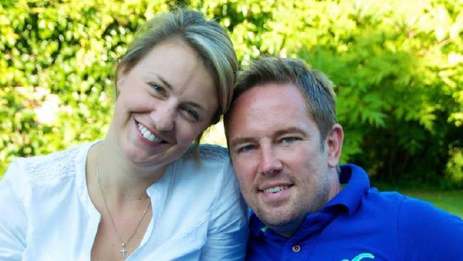Sky Sports presenter Simon Thomas heartbroken as wife dies of leukaemia three days after diagnosis