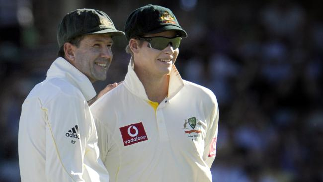 Ricky Ponting: Steve Smith is on track to be the greatest batsman of all time.
