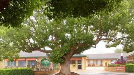 The Garden City Motor Inn is on the market.