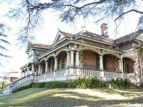 NEW ACQUISITION: Harris House, on the intersection of Clifford and Margaret Sts, has been acquired by the National Trust Queensland as part of a bid to increase its reach in Toowoomba.