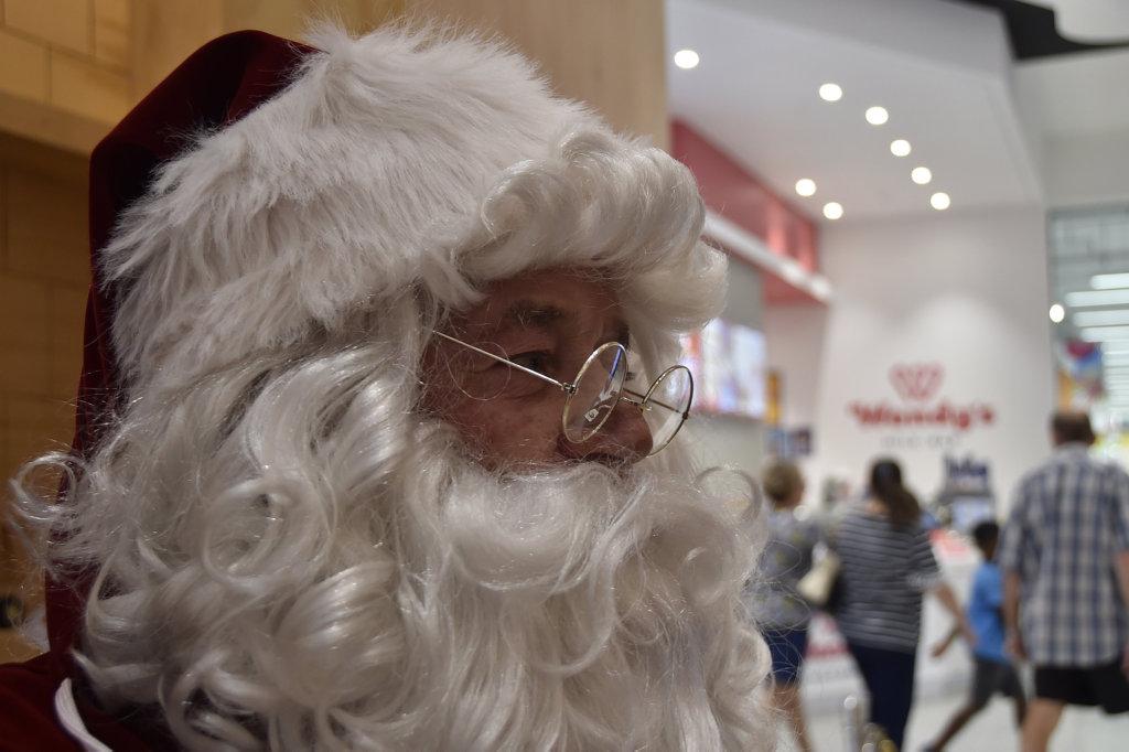 Santa has arrived at Grand Central. November 2017