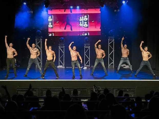 HOT STUFF: The Sydney Hotshots will be performing in Boonah on Wednesday, November 29.