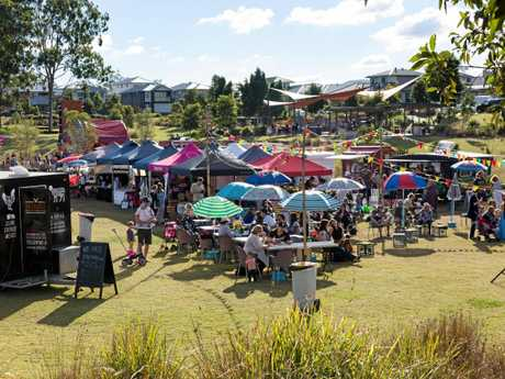 GROWING: Ecco Ripley has hosted an array of successful community events this year, which have drawn big crowds.