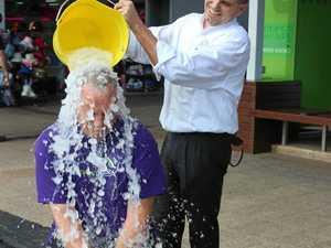 Shaving for children's hospice