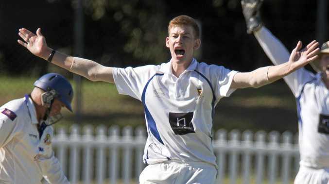 University opening bowler Darcy Murphy has been named in the U21s Queensland Country team.