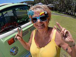 Owners celebrate their Kombi love