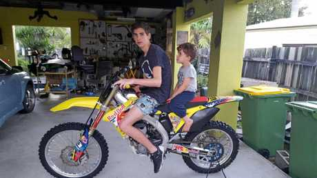 Mackay man Ethan Hassett, 18, has been in hospital since a quad bike accident on a friend's property near Sarina on December 3, 2016.